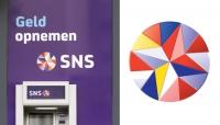 SNS geldautomaat
